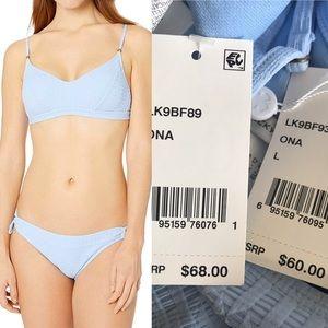 Lucky Brand Flirty Bikini NWT